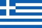 Флаг страны Греция