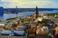 В Латвии растет число иностранных туристов