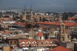 Кипр. Столица и регионы
