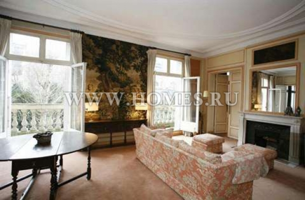 Симпатичные апартаменты в Париже