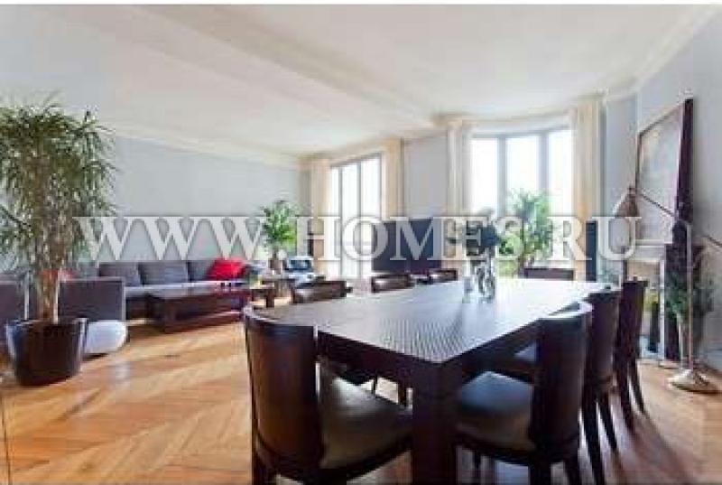 Элегантная квартира в Париже