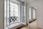 Симпатичная квартира в Париже