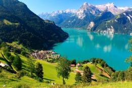 """Новости рынка → Риск образования """"пузыря"""" в Швейцарии снижается"""