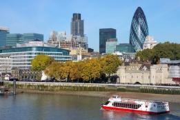 Новости рынка → Недвижимость Лондона дорожает на $7,5 в час