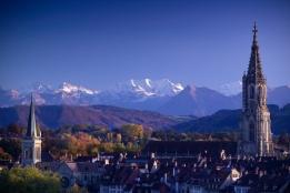 Швейцария. Столица и регионы