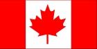 Флаг страны Канада