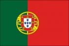 Флаг страны Португалия