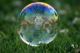 Новости рынка → Рейтинг городов, на рынке которых может лопнуть пузырь