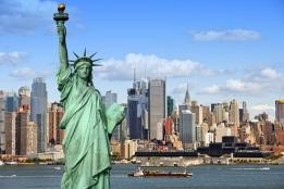 Новости рынка → Недвижимость Нью-Йорка в два раза дешевле лондонской