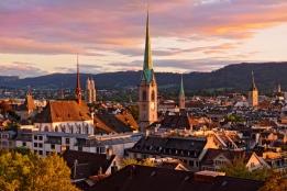Новости рынка → Цюрих назван самым экологически чистым городом Европы