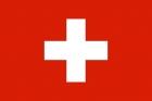 Флаг страны Швейцария