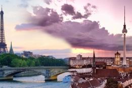 Новости рынка → Париж и Берлин - самые развитые города Европы