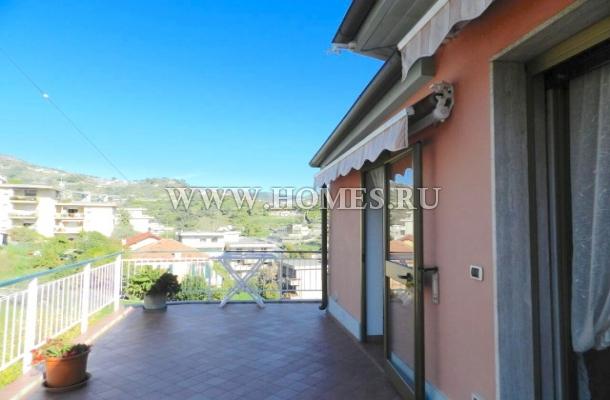 Красивая апартамент в Сан-Ремо