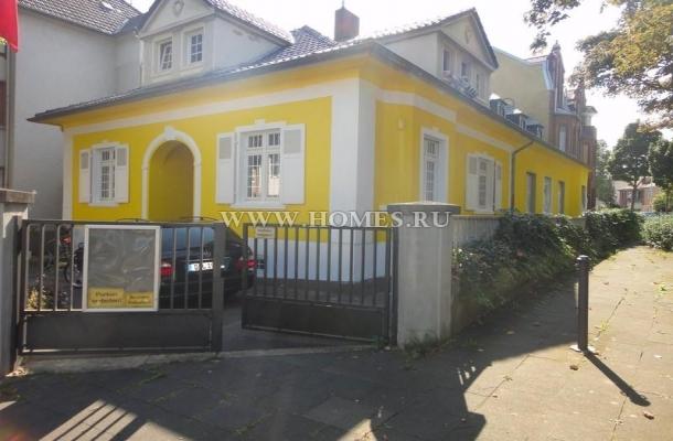 Элегантная вилла в Бонне