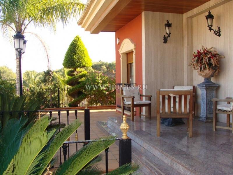 Роскошная вилла на Коста Бланке