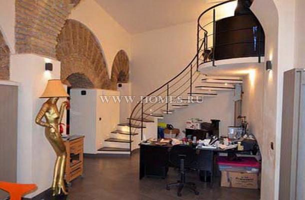 Красивые апартаменты в Риме