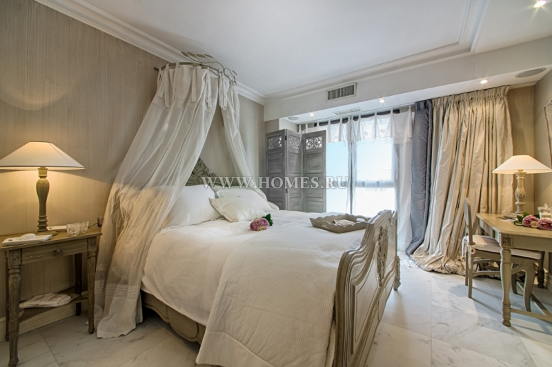 Изысканные апартаменты в Каннах
