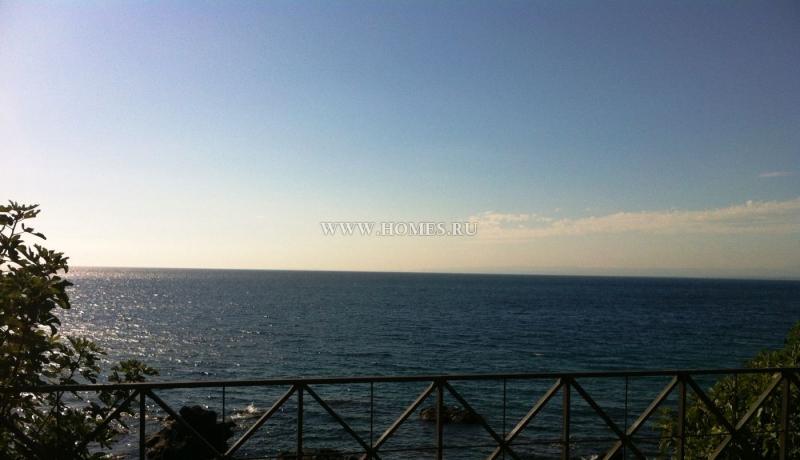 Уютная вилла на Сицилии