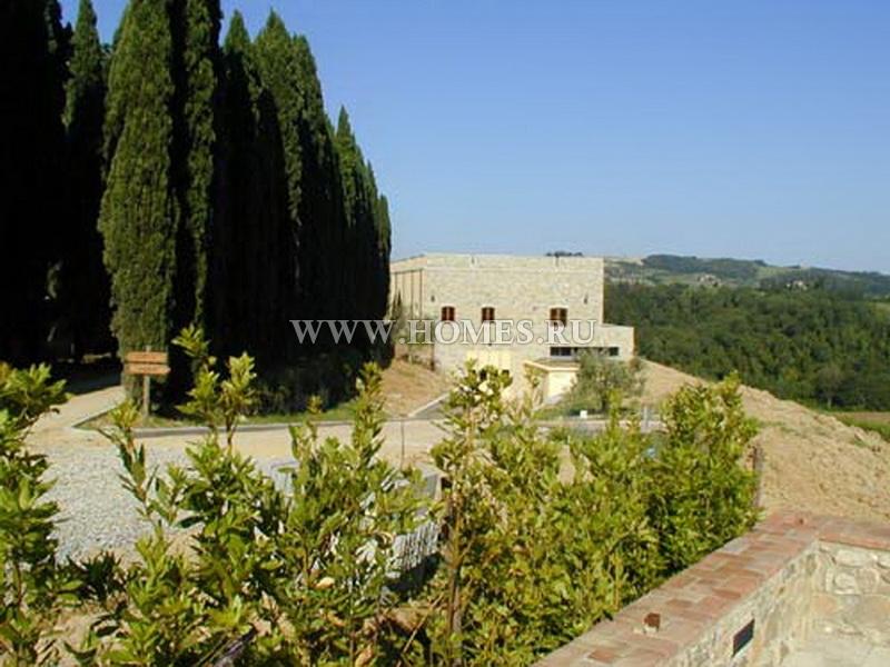 Виноградник в Тоскане