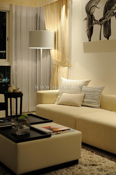 Роскошная квартира в Паттайе