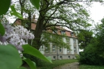 Чудесный  замок   у Балтийского  моря