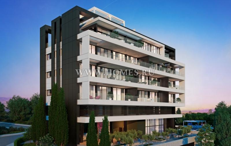 Великолепные апартаменты в Лимассоле