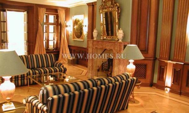 Уникальный дом в стиле барокко в Вене