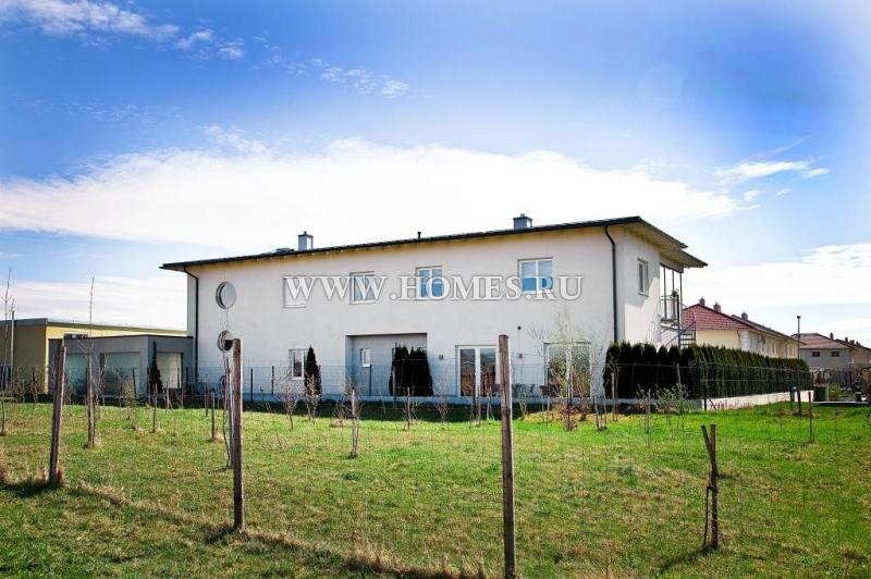 Современная вилла в Нижней Австрии
