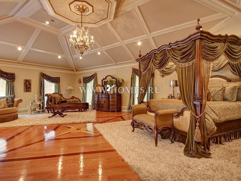 Прекрасный особняк в Монтвилле, Нью-Джерси