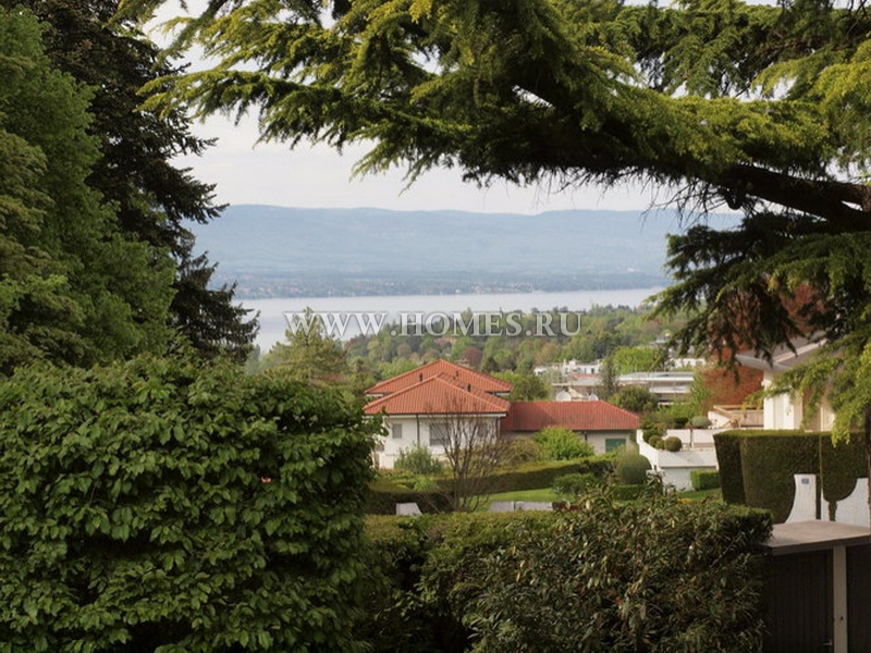 Роскошная вилла в Швейцарии