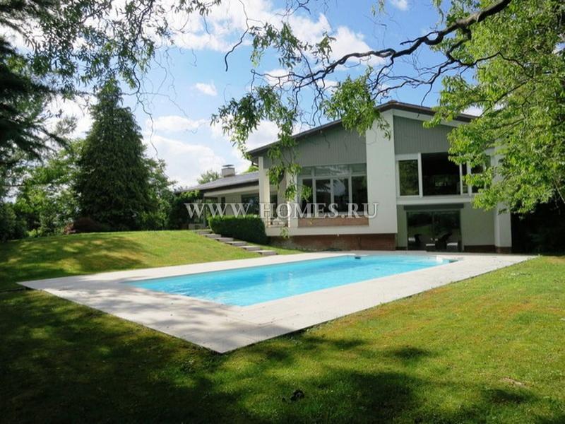 Роскошный дом в Швейцарии