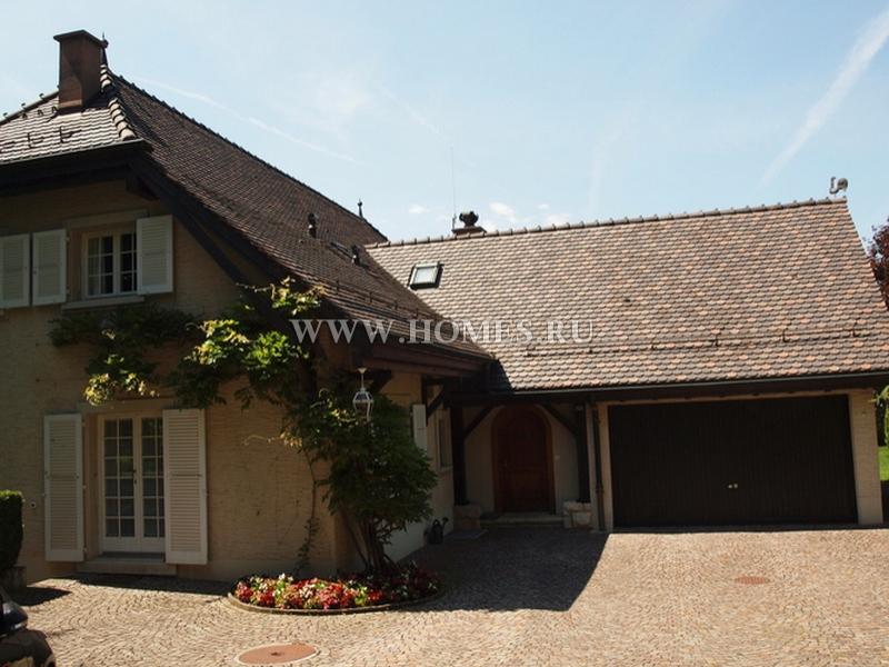 Очаровательный домик в курортном Блоне