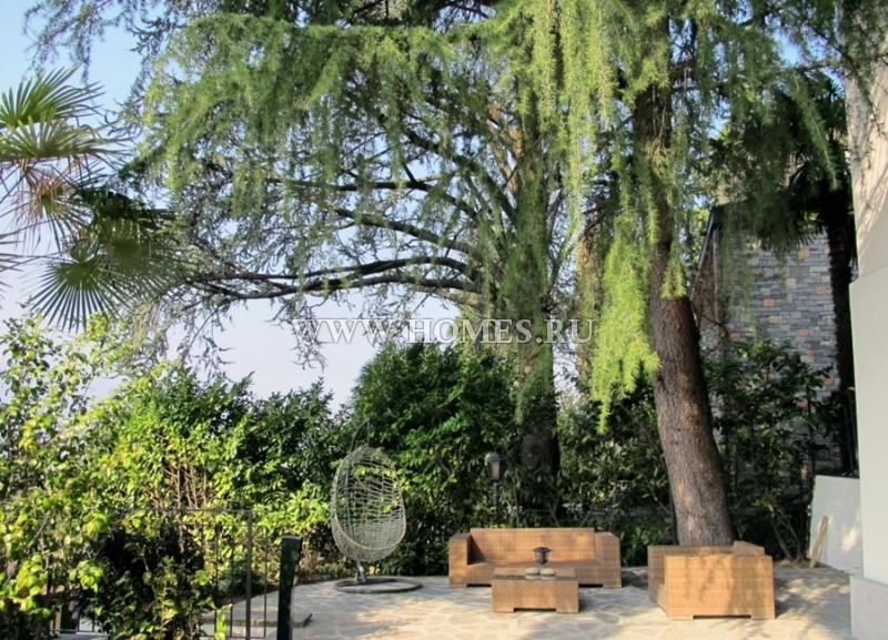 Замечательная вилла в Лугано