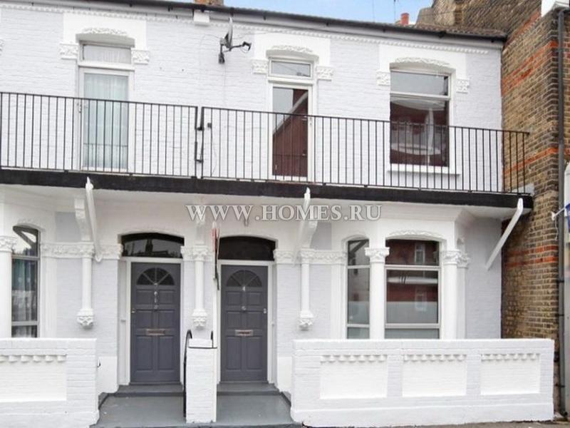 Уютный дом в Лондоне