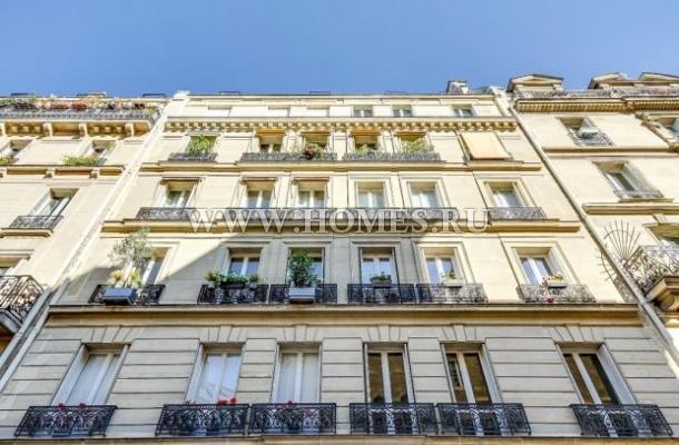 Великолепная квартира в 6 округе Парижа