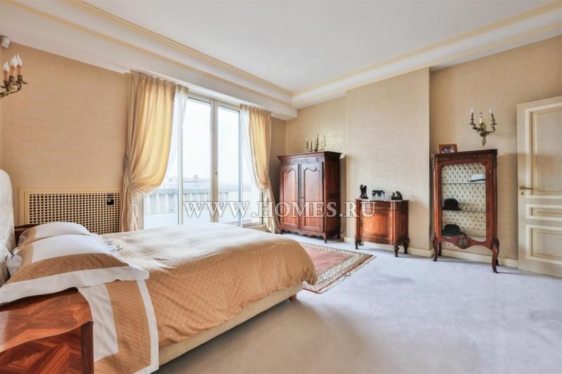 Великолепные апартаменты в 16 округе Парижа