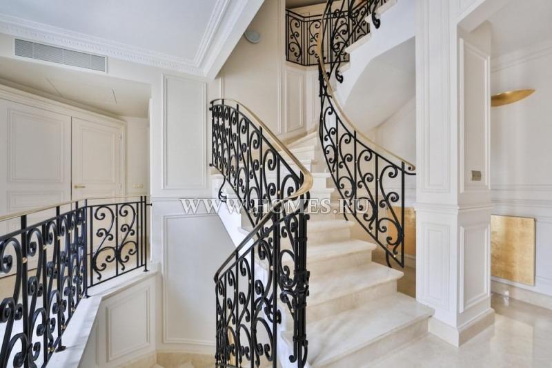 Роскошный городской особняк в 16 округе Парижа