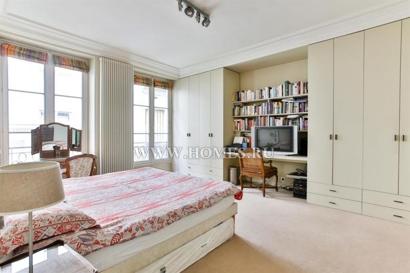 Прекрасный дом в сердце Парижа