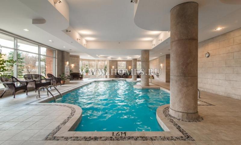 Прекрасный апартамент в Монреале