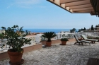 Красивый пентхаус на побережье Лигурии