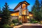 Стильный особняк в городе Вейл, штат Колорадо