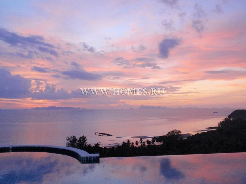 Удивительная вилла на острове Самуи
