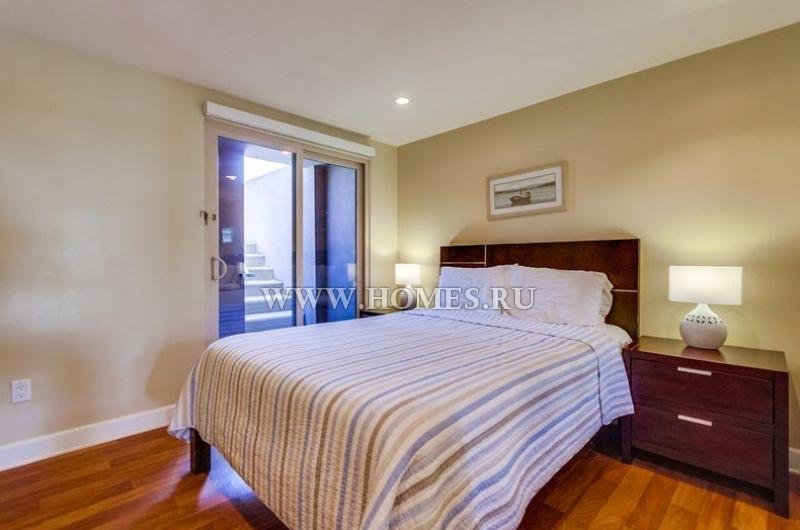 Апартаменты в апарт-отеле в Сан-Диего