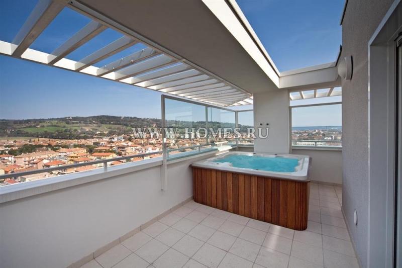 Красивые апартаменты в Италии