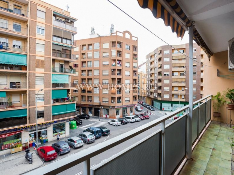 Замечательная квартира в Валенсии