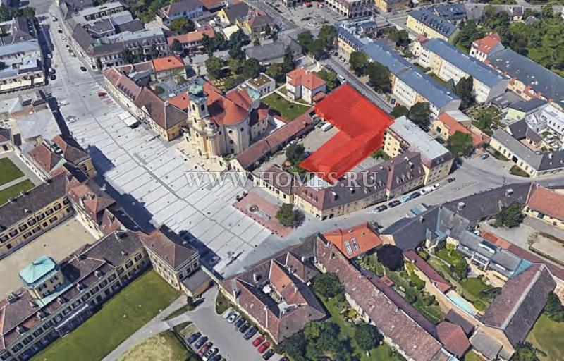 Проект жилой недвижимости в Лаксенбурге