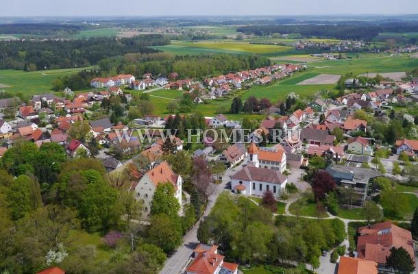 Старинный замок в Германии