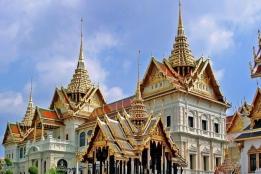 Таиланд. Столица и регионы