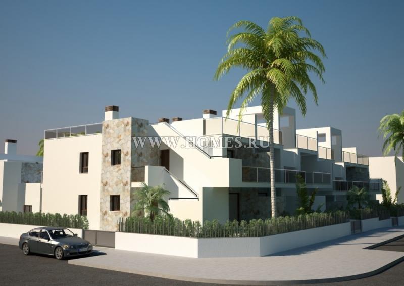 Современные апартаменты в Пунте Приме