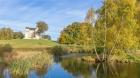 Исторический замок в Шотландии